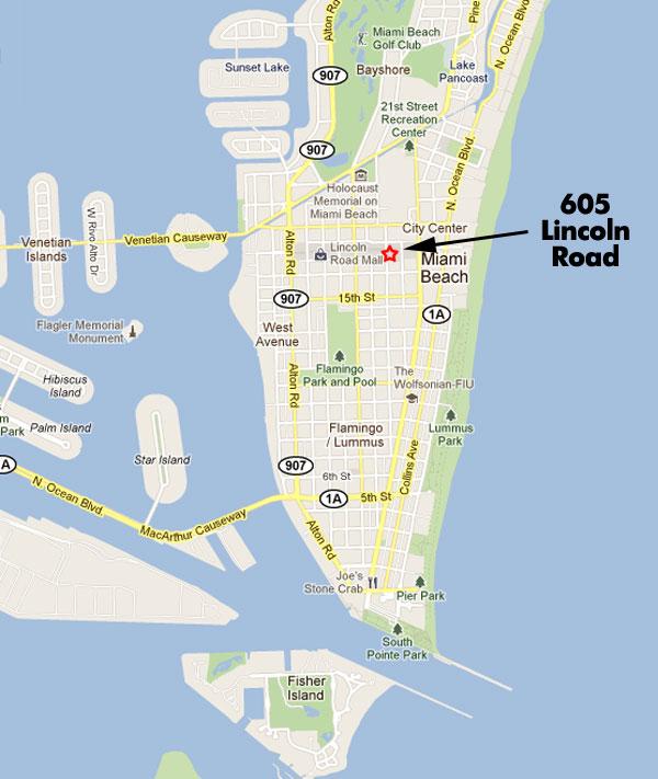 Lincoln Road Suite  Miami Beach Fl