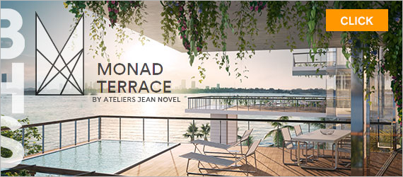 Monad Terrace - South Beach - Miami Beach
