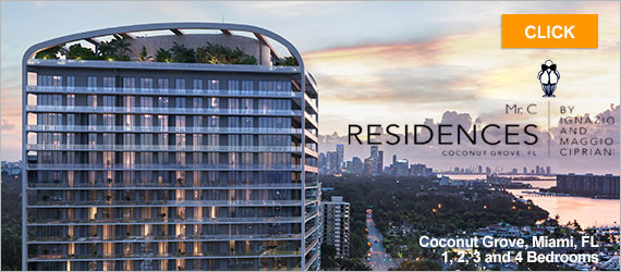 Mr. C Residences - Coconut Grove - Miami